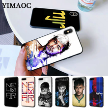 Brazil Neymar da Silva Santos Silicone Case for iPhone 5 5S 6 6S Plus 7 8 11 Pro X XS Max XR цена