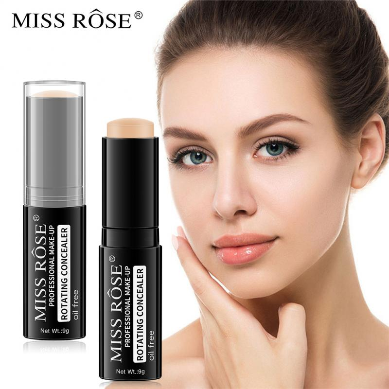 Concealer Stick Foundation Makeup Full Coverage Contour Face Concealer Cream Base Contour Stick Beauty Make Up  Cosmetic TSLM2