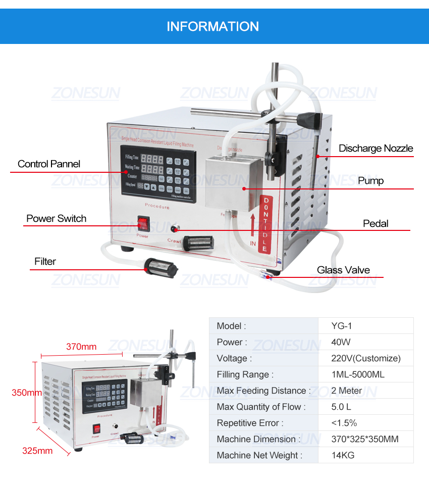 YT-L1单头液体灌装机(磁力泵)_02