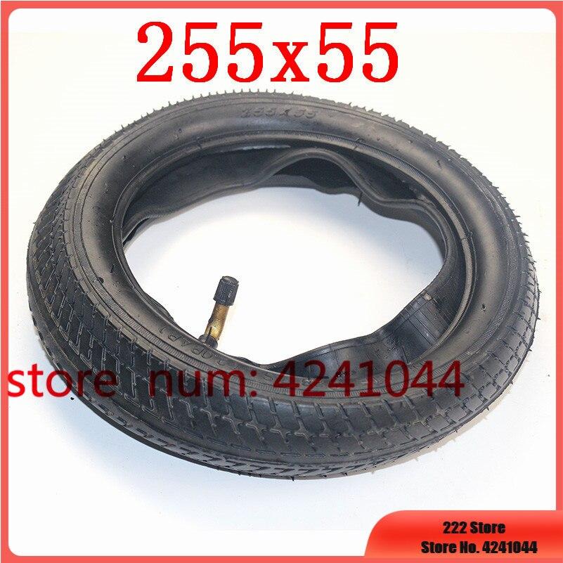Neumáticos de tubo interno para triciclo infantil, carrito de bebé de 3x2 (50-134), 255X55, Envío Gratis