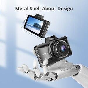 Image 5 - AZDOME M01 Pro Dash Cam 3 inch 2.5D IPS Screen Car DVR Recorder Full HD 1080P Car Video Recorder Dashcam Dash Camera Record