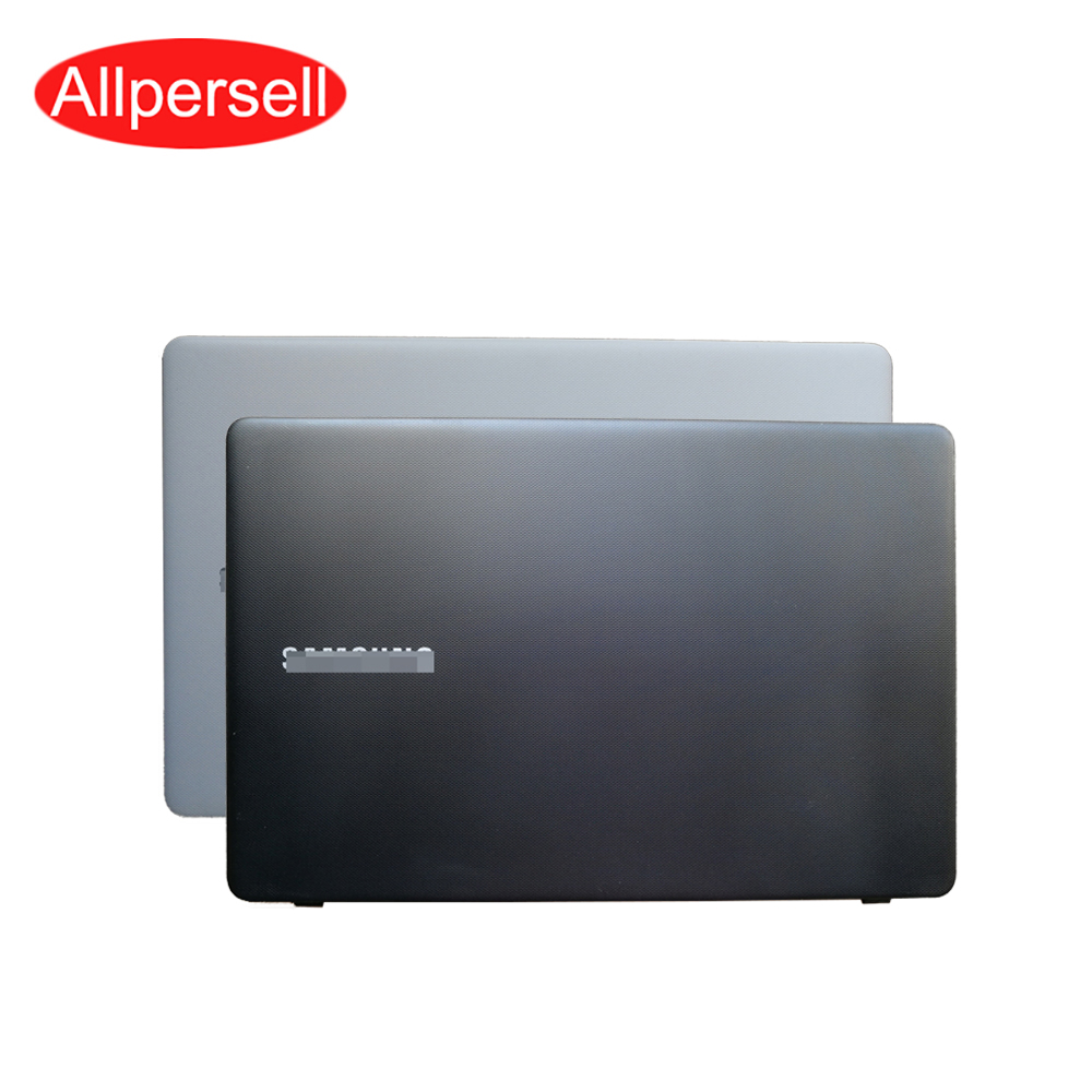 LCD Back Case For Samsung NP300E5K 300E5K 300E5L 300E5M 3500EL Notebook Top Cover Shell Frame Hinge