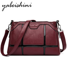 Women Handbags fashion crossbody bags for women Leather Shoulder Bag bolso mujer High Quality luxury Messenger Bag Sac a main aihyzm fashion bags for women high quality brown shoulder bag luxury handbags women bags designer sac a main women messenger bag