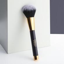 купить Beauty Women Loose Powder Brush Single Blush Brush Setting Makeup Brushes Big Loose Shape Soft Face Makeup Brushes Cosmetic Tool дешево
