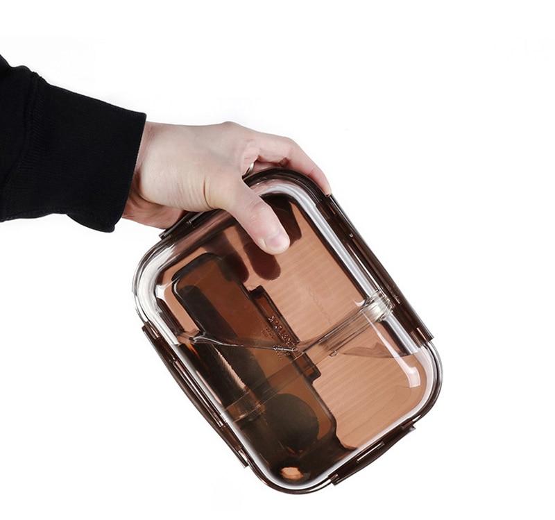 Glass lunch box13