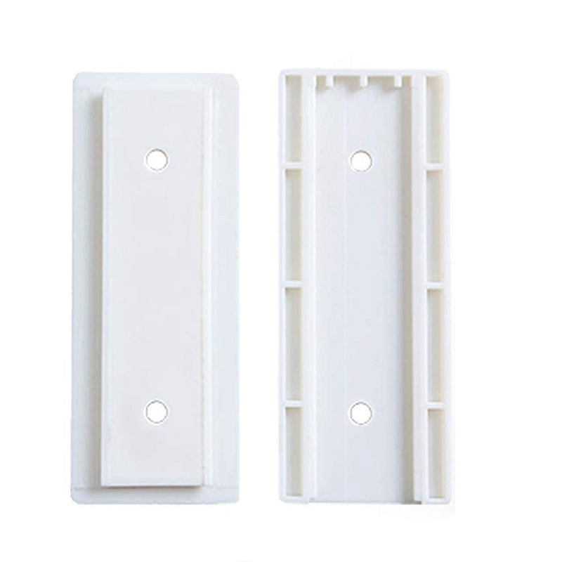 Power Board Holder, Surge Protector, Wall-Mounted, Self-Adhesive Cable Management System for Computer Desk Finishing 2