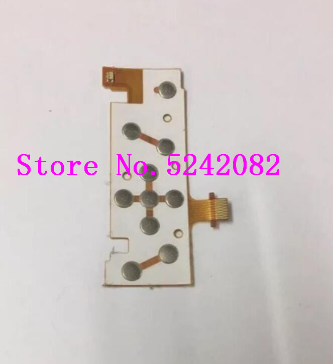 NEW Digital Camera Repair Part For NIKON Coolpix S5200 Function Keyboard Key Button Flex Cable Ribbon Board