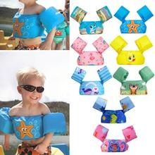 Swim-Rings Floating Baby Kids Children's of Cartoon Garment Life-Vest Buoyancy-Vest Foam