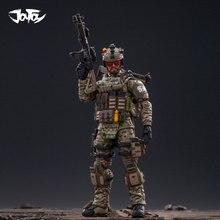 JOYTOY 1/18 action figures 2 sztuka piechoty morskiej żołnierz wojskowy model figurki kolekcja zabawek zabawka darmowa wysyłka