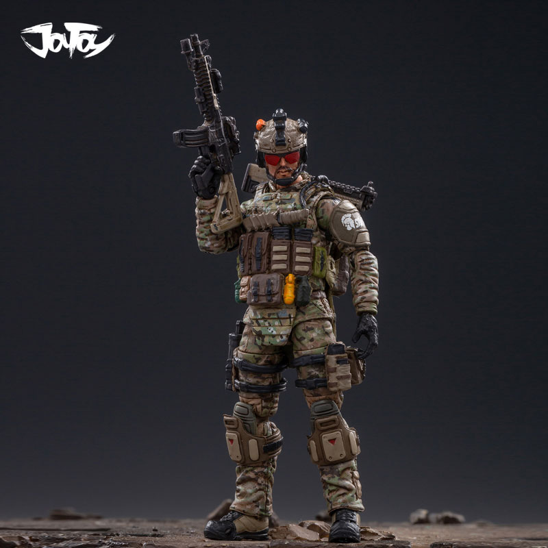 NEW JOYTOY 1/18 Action Figures 2 Piece MARINE CORPS Military Soldier Figure Model Toys Collection Toy Free Shipping