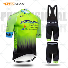 Man Cycling Clothing Biking Clothes Racing Jersey Short Sleeve Set Tights Suits Summer Pro Bicycle Uniform Outdoor 3D Gel Padded