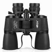 10 120X80 Binoculares Profesionales High Magnification Long Range Zoom Hunting Binoculars Wide Angle Powerful Binoculars Tools