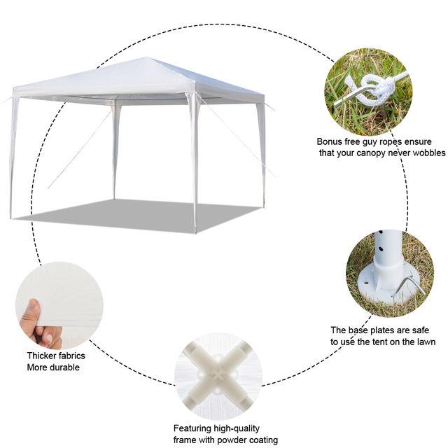 3 x 3m Waterproof Tent