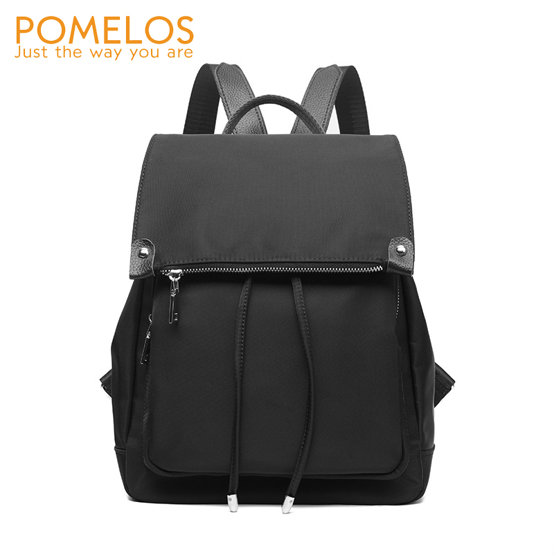 POMELOS Fashion Anti Theft Backpack New in Womens Bag High Quality Oxford School Bags For Teenage Girls Women