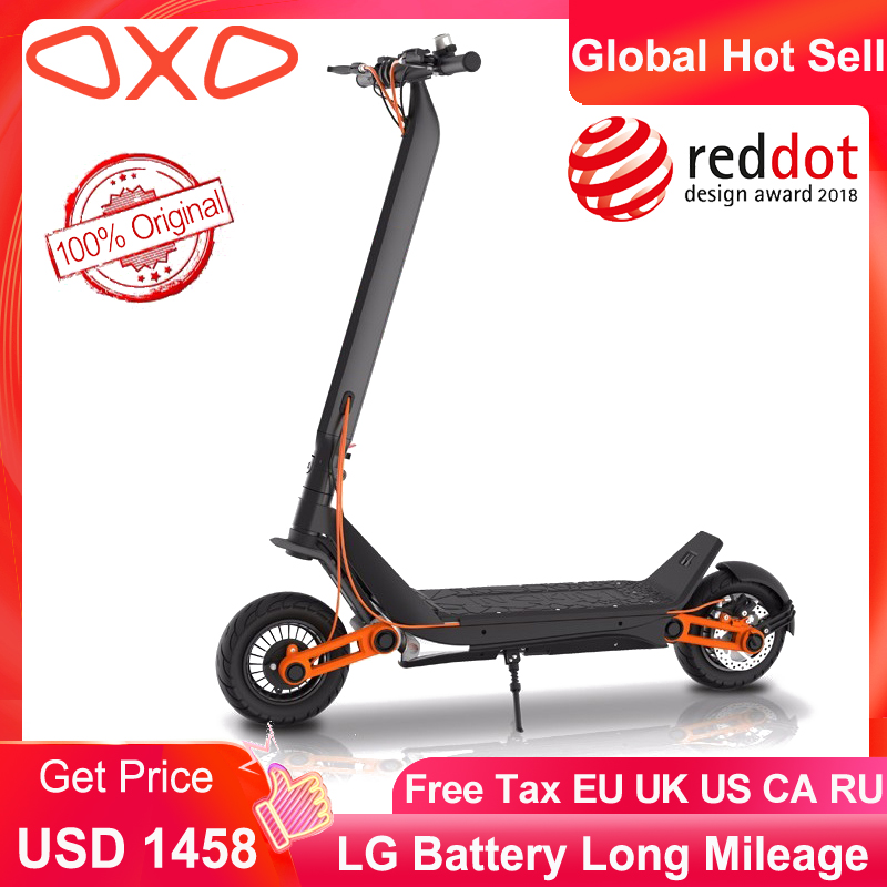 Original OX OXO <font><b>scooter</b></font> <font><b>Electric</b></font> <font><b>Scooters</b></font> High Speed 60V double <font><b>motor</b></font> 65km/h off-raod SUV e-<font><b>scooter</b></font> instead of walking <font><b>scooter</b></font> image