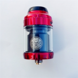 Image 4 - Zeus X RTA tank Deck Electronic cigarette Mods Dual Coil Vape Tank RTA Vaper atomizer 25mm