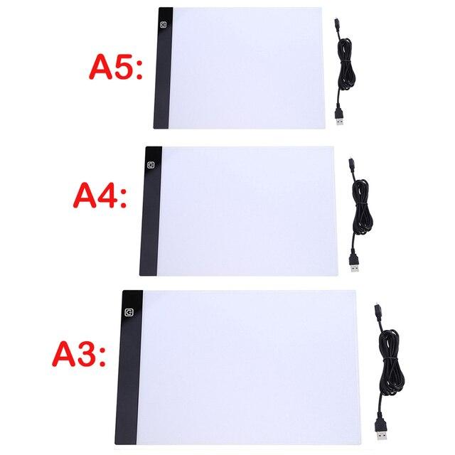Broderie Diamant Tablette LED modèle
