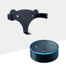 Aluminum Alloy Wall Mount Speaker Stand Holder for Amazon Echo Dot 2 LB88