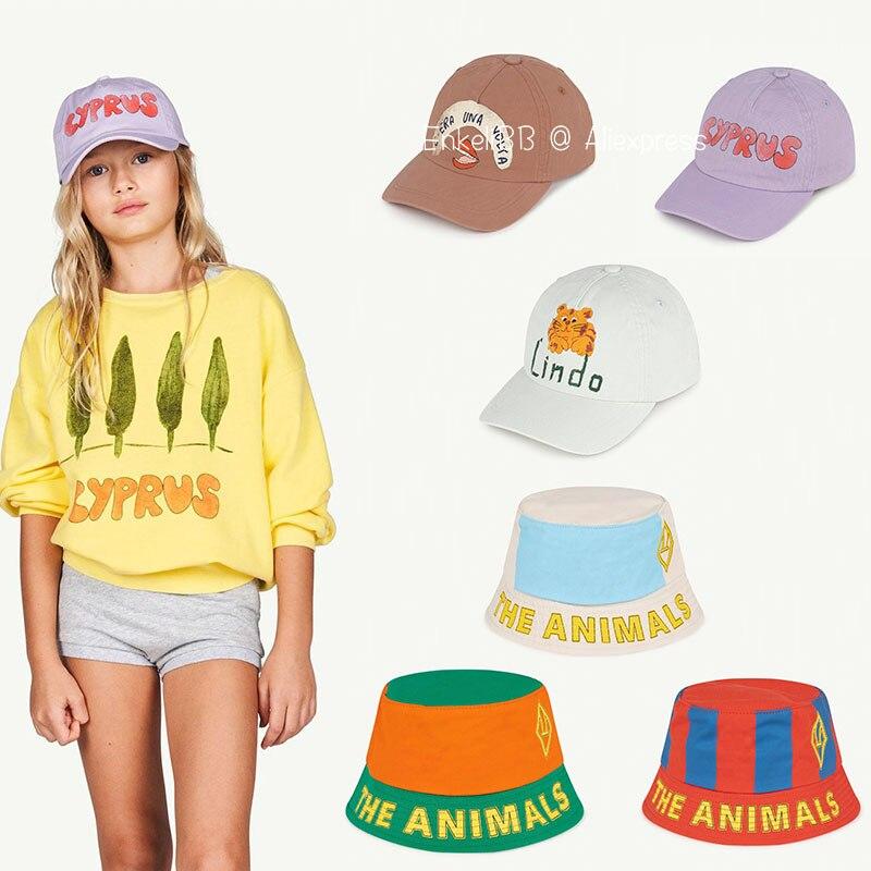 Детская бейсбольная кепка EnkeliBB для весны и лета, новинка 2021, Детская уличная Кепка Arricals TAO, очень стильные аксессуары для малышей 1