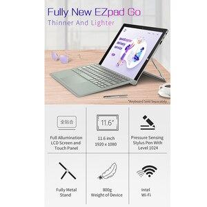 Image 3 - Jumper Ezpad Gaan 2 In 1 Tablet Pc 11.6 Inch Windows 10 Apollo Lake N3450 Quad Core 4Gb 128 gb 2.0Mp Front Camera Tabet Pc
