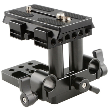 Quick Release Mount Base QR Plate for Manfrotto Standard Accessory C1437 Camera Photography Accessories