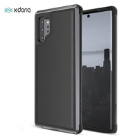 X Doria Defense Lux Phone Case For Samsung Galaxy Note 10 Plus Military Grade Drop Tested Case For Samsung Note10 Aluminum Cover