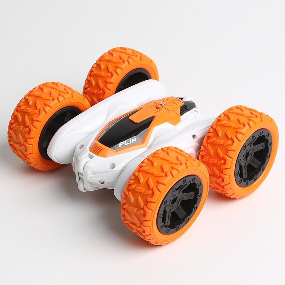RC автомобиль 2,4G 4WD трюк Дрифт деформация Багги ролл автомобиль 360 градусов Рок Гусеничный высокоскоростной флип робот модели транспортных с...