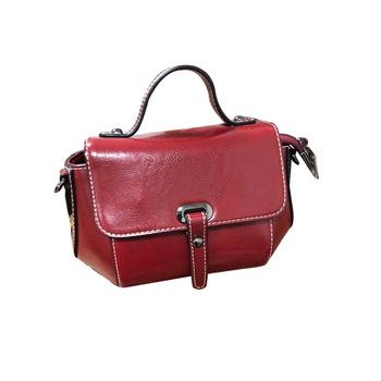 Kosmetyczka torebka damska torebka damska torebka damska luksusowa torba torebka damska markowe torby crossbody torby dla w tanie i dobre opinie CN (pochodzenie) PRAWDZIWA SKÓRA Skórzane teczki WOMEN Versatile Boczna kieszeń COTTON p8992 Stałe Futro Otwór na wyjście