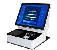 Сканер идентификационных карт, система регистрации посетителей