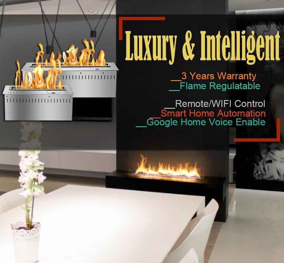 Hot Sale 30 Inches Home Decor Fireplace Etanol Fireplace