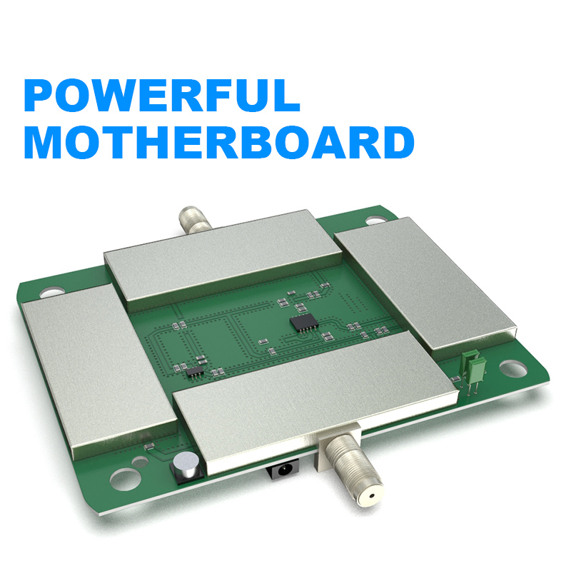 Lintratek Repeater Motherboard 850Mhz 2G 3G Booster CDMA 850 GSM 850Mhz Repeater Motherboard Signal Amplifier Mini Size 2G 3G