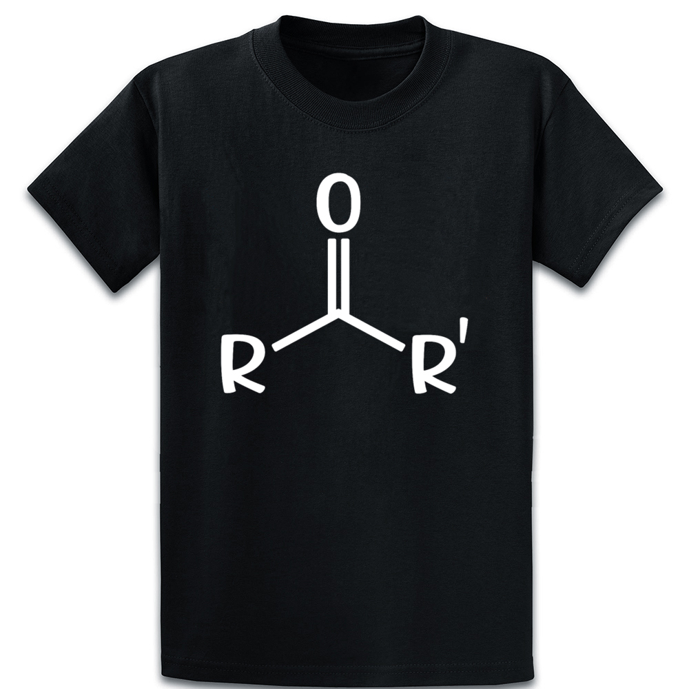 Ketone Chemistry Compound Funny Keto For Chemist T Shirt Design S-XXXXXL Famous New Style Formal Pictures Tee Shirt Shirt