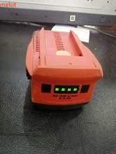 Hilti оригинальный hilti 216 v 22 33a литиевая батарея (б/у