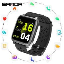 Sanda X3 Hot Selling Sports Intelligent Smart watch Multi-Function Full Touch Screen Intelligent Reminder Monitoring Outdoor intelligent partial discharge diagnosis for condition monitoring