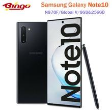 Samsung Galaxy Note10 N970F Globale V Original Handy Exynos 9825 Octa Core 6.3