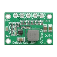 HOT-CA-1235 Power Module, 1.25V 1.5V 2.5V 3.5V Output, 3A Adjustable Step-Down Module