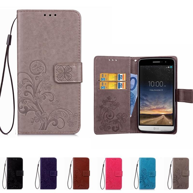 Läderplånbok för LG W10 W30 K10 2017 Q60 K50 K7 K8 Q6 X power K220DS G5 G6 Stylus 2 3 5 Leon Spirit Q Stylo Cover
