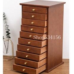Европейская роскошная 10 слойная деревянная коробка для ювелирных изделий принцесса мода супер большая коробка для ювелирных изделий Аксес...