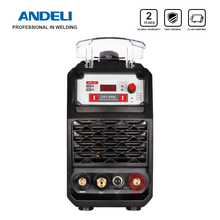 Plasma-Cutter ANDELI CUT-45DL Portable with CUT/MMA Intelligent Smart Single-Phase 2-In-1