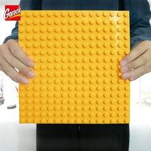 16*16 piastre di Base classiche in plastica mattoni dimensioni della città blocchi da costruzione giocattoli da costruzione 16*16 punti giocattoli per bambini bambini