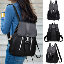 Fashion Girls Anti-Theft Waterproof Rucksack School Backpack Travel Casual Shoulder Bags Handbag Satchel(China)