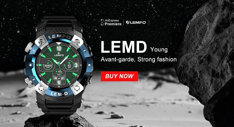 H66791371721447648106d07c8c0c183f0 LEMFO T1 Smart Watch Men Women For Android IOS Phone Smartwatch