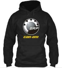 2018 BRP Can-am Mens Hoodies Mannen Hoodies Mannen Sweatshirts Hoodies Suzuki Casual Winter jacket hoodie(China)
