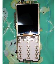 Szwesttop display lcd com pcba para philips e560 celular placa principal para xenium cte560 telefone móvel