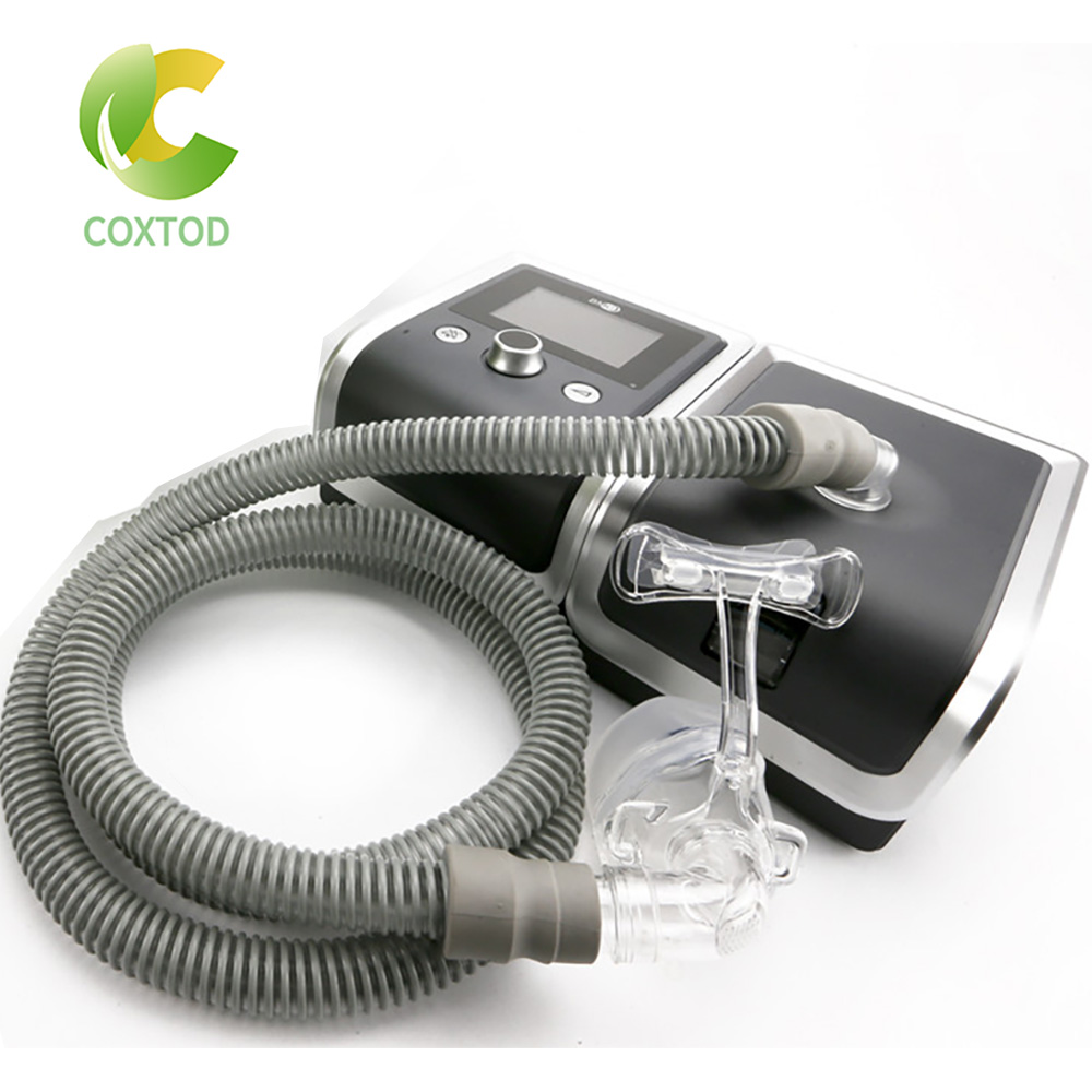 COXTOD BPAP T-25A Hot Sale With Auto/S Mode Bilevel Ventilation Machine Therapy OSA COPD Syndrome Best Medical Clinical Device