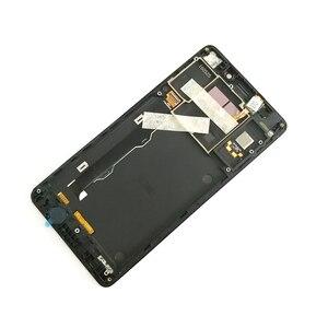 Image 2 - AICSRAD Originale 5.5 A CRISTALLI LIQUIDI Per Lenovo K3 Nota Display con Cornice K50 T5 di Tocco Digitale Dello Schermo per Lenovo K3 Nota display LCD