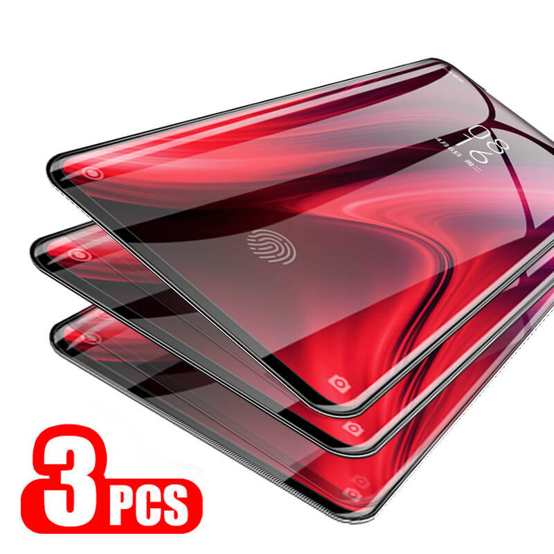 3Pcs Protective Glass For <font><b>Xiaomi</b></font> <font><b>Mi</b></font> <font><b>9T</b></font> Pro A3 9 Lite <font><b>Camera</b></font> Glass Lens On Xiomi Mi9T T9 MiA3 mi9 9 Light Safety Screen <font><b>Protector</b></font> image
