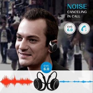 Image 5 - A6 Bluetooth 5.0 スポーツヘッドセットポータブルワイヤレスヘッドフォンステレオスポーツを実行しているポータブル Bluetooth ヘッドセット