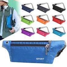 Pouch Waist-Belt Jogging Running Women Pack-Bag Earphone Pocket Cycling-Phone-Bag Waterproof