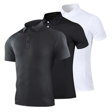 Golf Wear High Quality Business Golf Shirt Men's T-shirt Sportswear Top Golf Shirt Feather Jersey Fitness Wear
